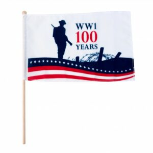 ww1 centennial yard flag