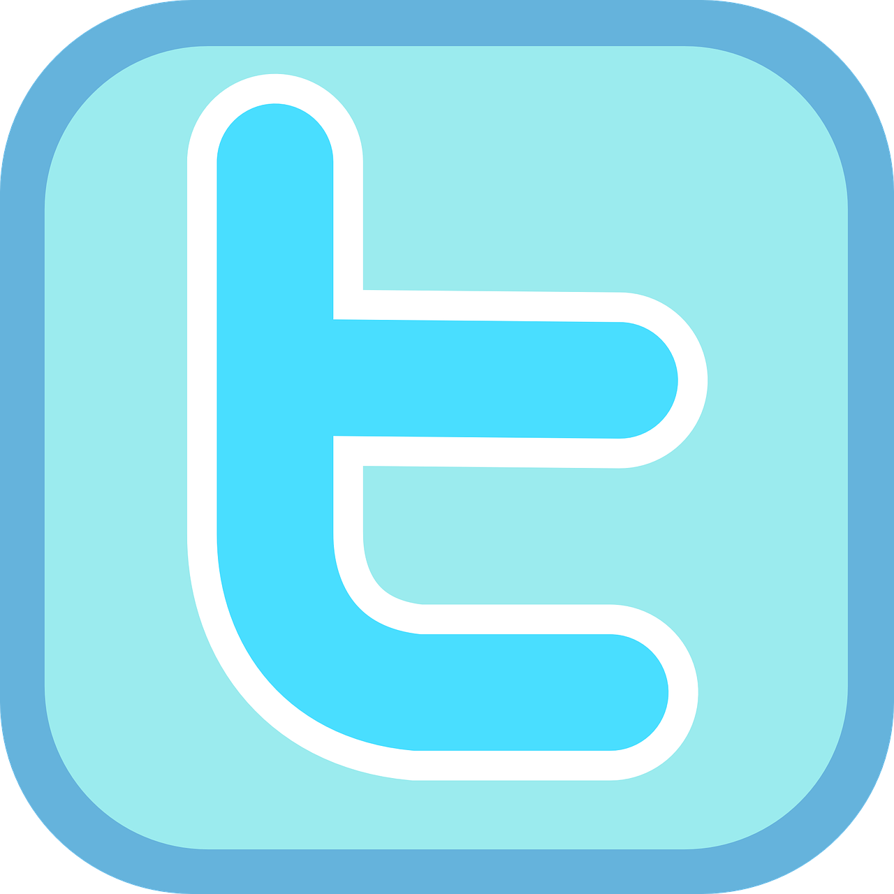twitter, icon, symbol