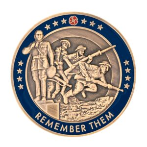 wwI coin