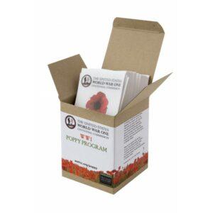 ww1 poppy seeds kit
