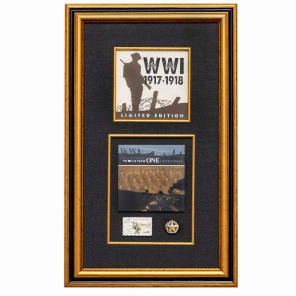 ww1 shadowbox