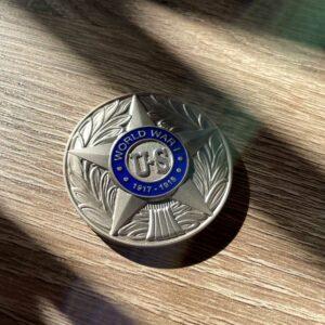 ww1 Challenge coin